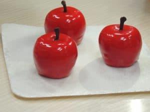 карамельные яблочки (2)